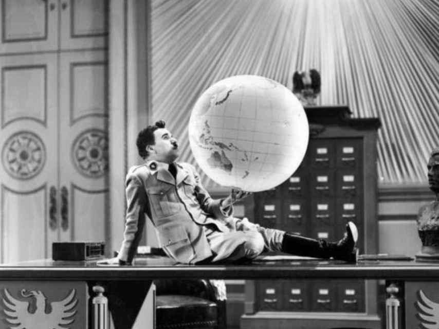 El gran dictador (1940).
