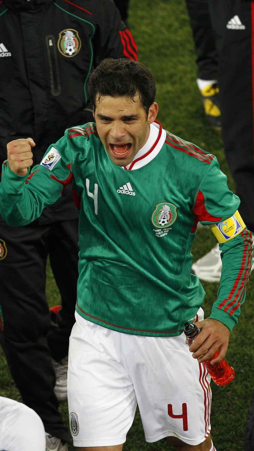 El futbolista en una imagen de archivo.