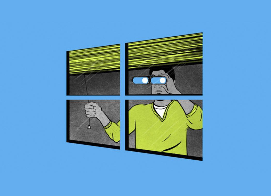 windows 10 privacidad telemetria telemetry