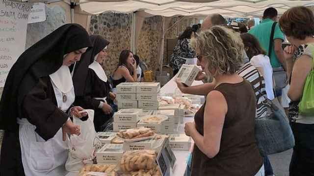 Foto Feria Dulces Convento Gradefes