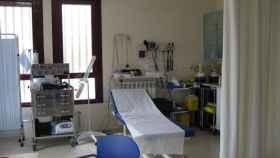 Foto instalaciones hospitalarias