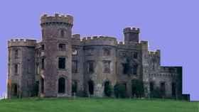 Imagen del castillo de Killua, más conocido como el de Lawrence de Arabia, en Irlanda.
