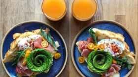 La cuenta de Instagram @SymmetryBreakfast tiene unas imágenes envidiables para desayunar y son un referente en el mundo foodie. | Foto: @SymmetryBreakfast.