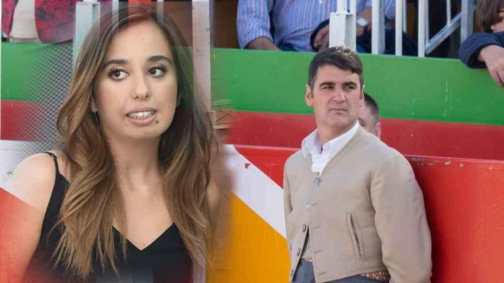 Andrea Janeiro llama a Jesulín de Ubrique preocupada por su salud