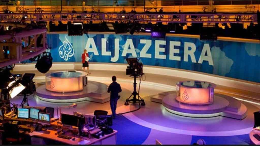 'News Room' de Al Jazeera.