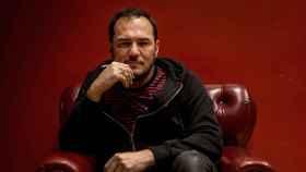 El cantautor Ismael Serrano. Moeh Atitar.