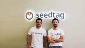 Alberto Nieto y Jorge Poyatos, cofundadores de Seedtag.