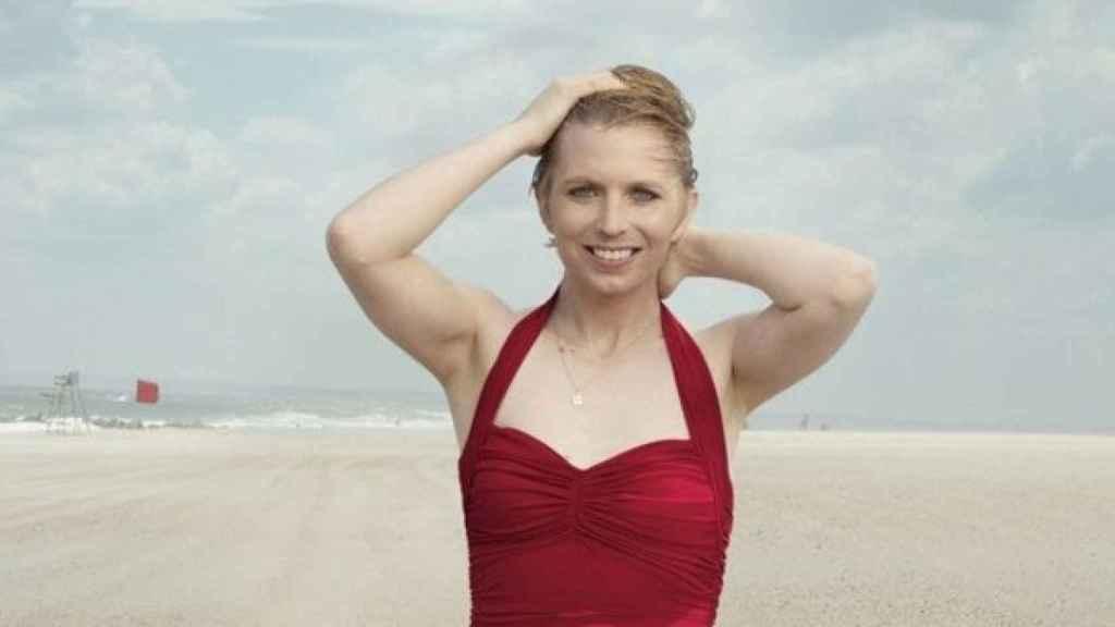 Chelsea Manning , retratada por Annie Leibovitz