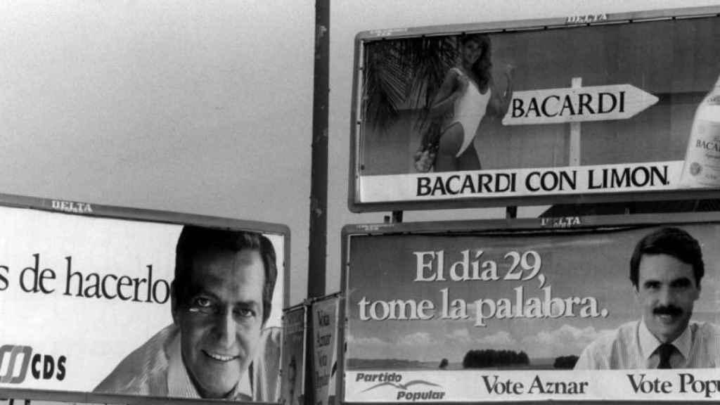 Una de las fotografías de Raúl Cancio, publicada en El País.