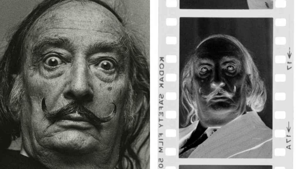 Una de las fotografías de Raúl Cancio, publicada en El País y ahora en 'Españoles, Franco ha muerto'.