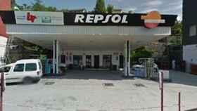 Foto gasolinera Villablino