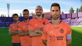 capitanes real valladolid futbol 1