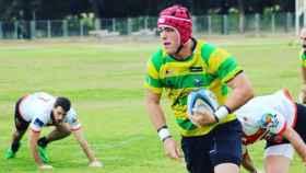 gabriel velez fichaje vrac valladolid rugby 1