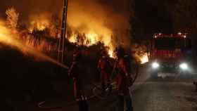 ume incendio fuego portugal 1