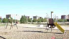 Foto parques infantiles