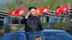 Foto de archivo del líder norcoreano, Kim Jong Un.