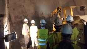 tunel fundacion santa barbara 1