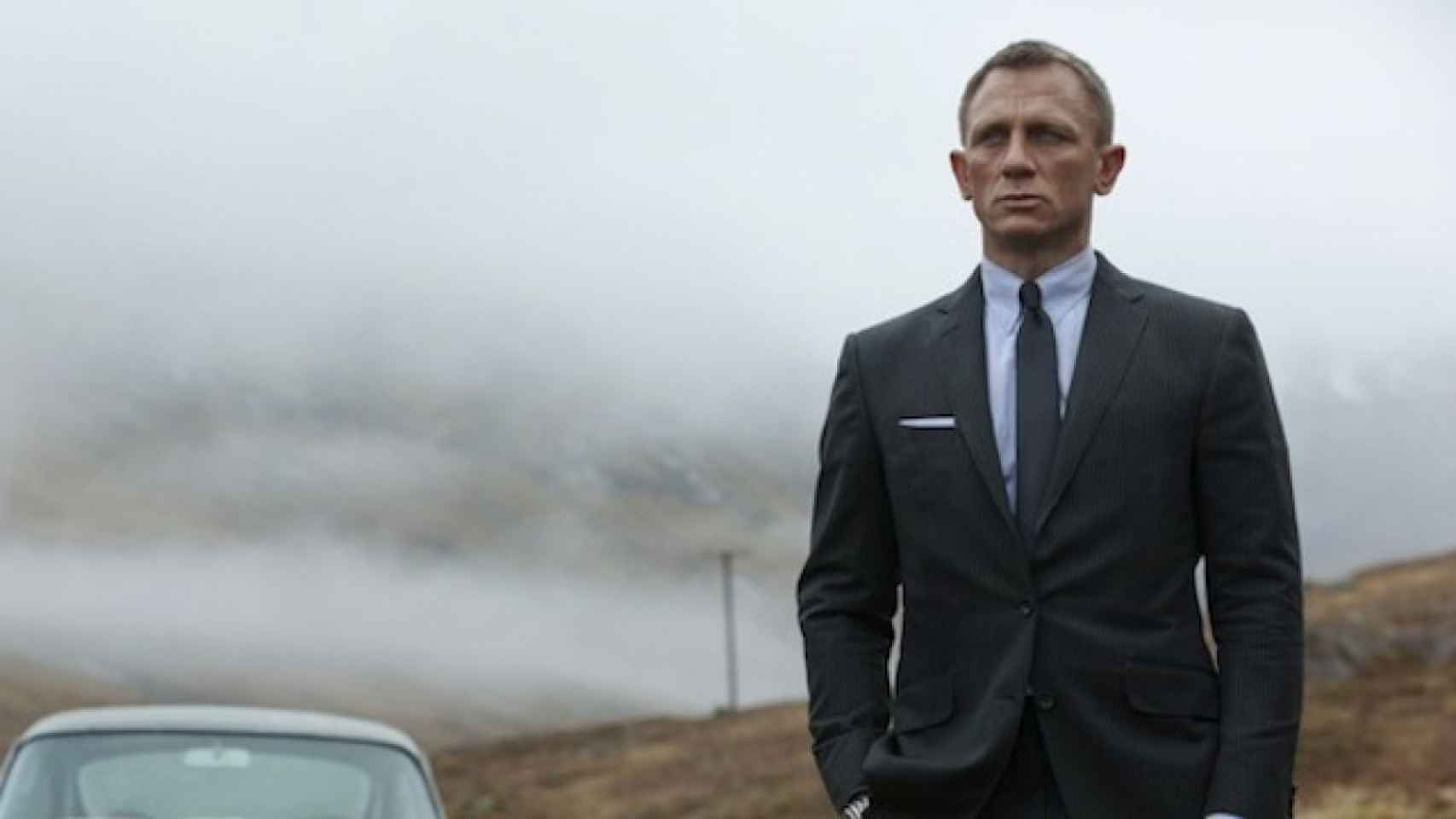 Las ocho caras de James Bond