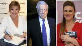 Terelu Campos y Carlota Corredera han desbancado incluso a Vargas Llosa en el top ventas.