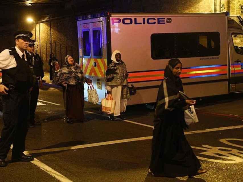 Un ciudadano islamófobo embistió con su vehículo a varias personas al norte de Londres.