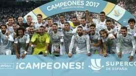 Telecinco arrasa con la Supercopa con 6,5 millones de espectadores