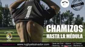 cartel campana socios el salvador rugby 1