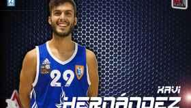 baloncesto zamora Xavi-Hernandez-
