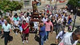 procesion fiestas villamuriel palencia 28