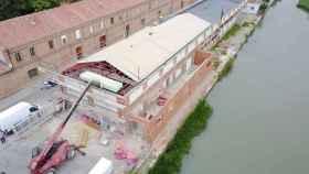 chd laboratorio agua canal valladolid 1