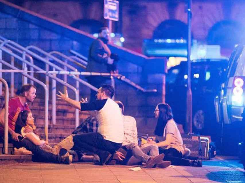 El 22 de mayo se produjo un atentado en la sala Manchester Arena.