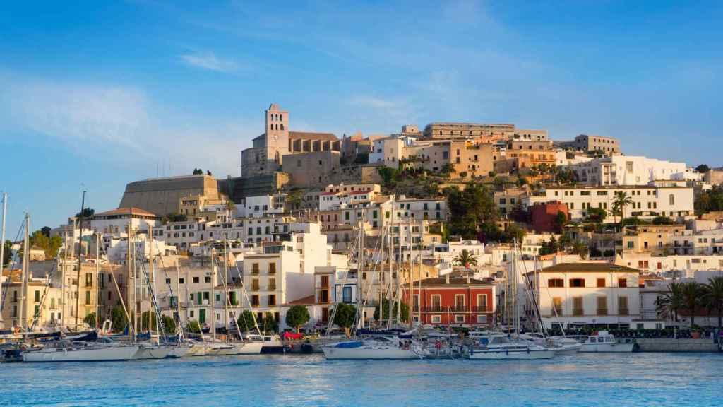 Uno de los puertos de Ibiza, en una imagen de archivo.