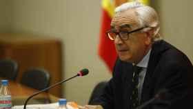 Marcos Peña durante una comparecencia.