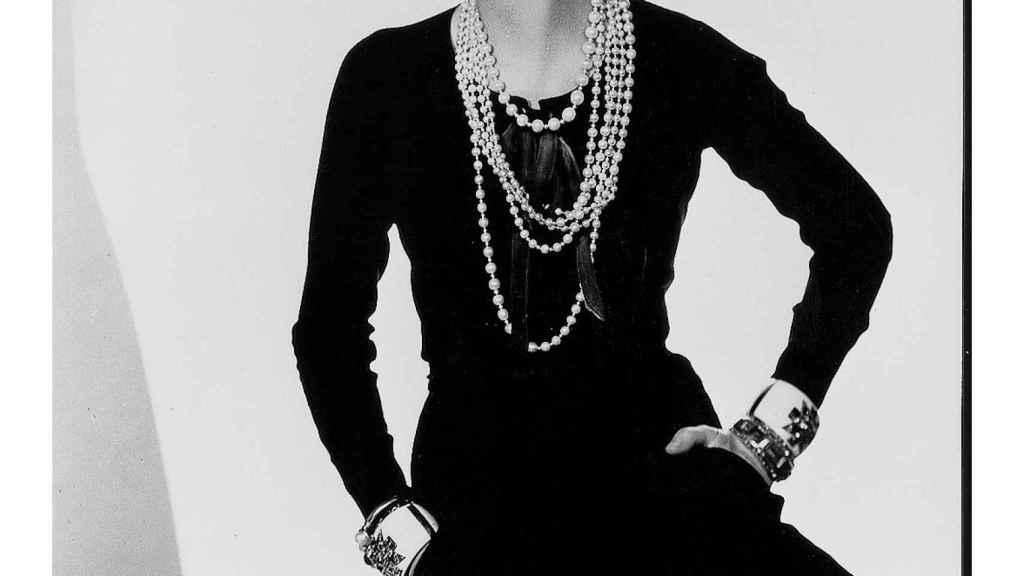 Imagen de archivo de Coco Chanel.