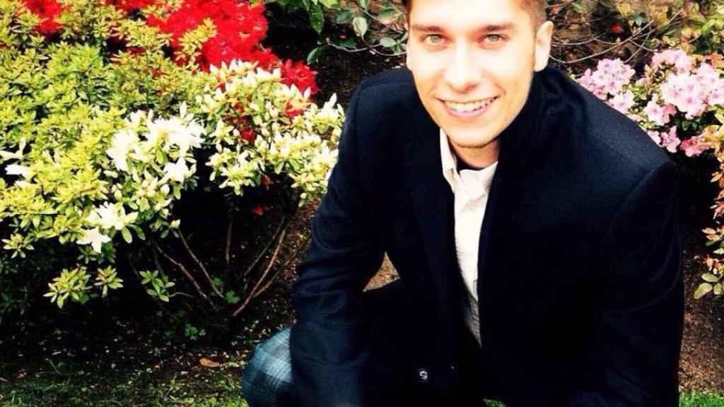 Luca Russo, 25 AÑOS. Uno de los dos italianos que han fallecido en el atentado.