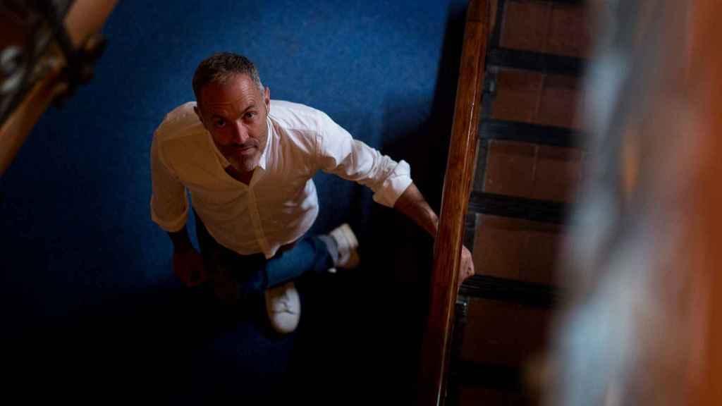 Miguel del Arco prepara los guiones de dos nuevas películas.
