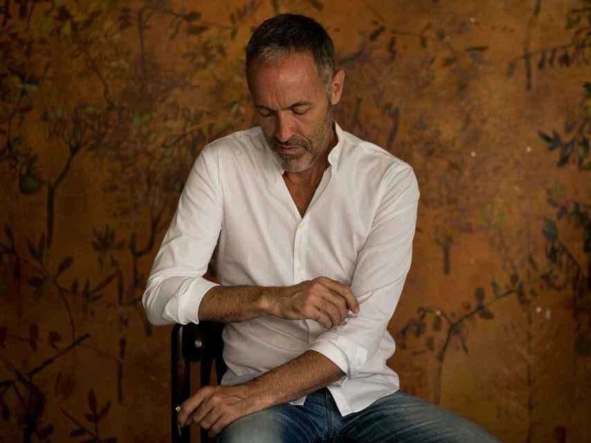 Miguel del Arco estrenó el año pasado su primer filme, Las furias.