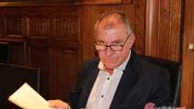 Foto Miguel Flcha, diputado provincial de IU