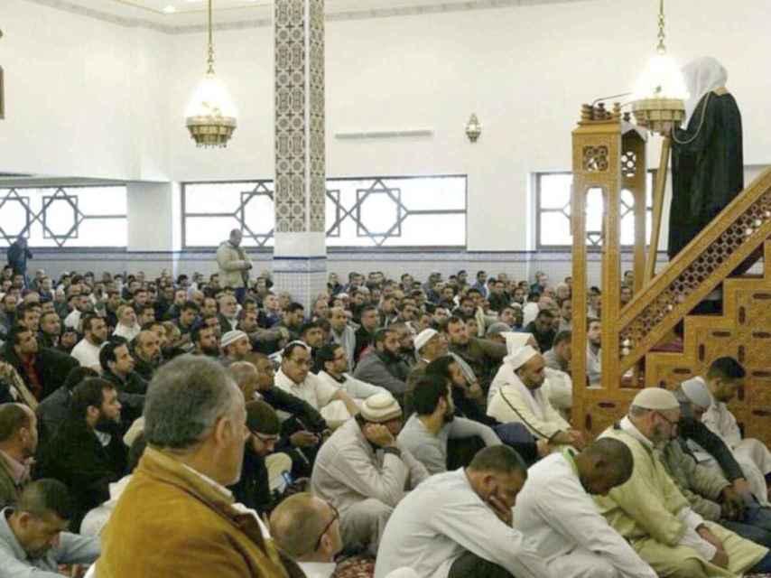 Imagen de la mezquita de Cornellá.