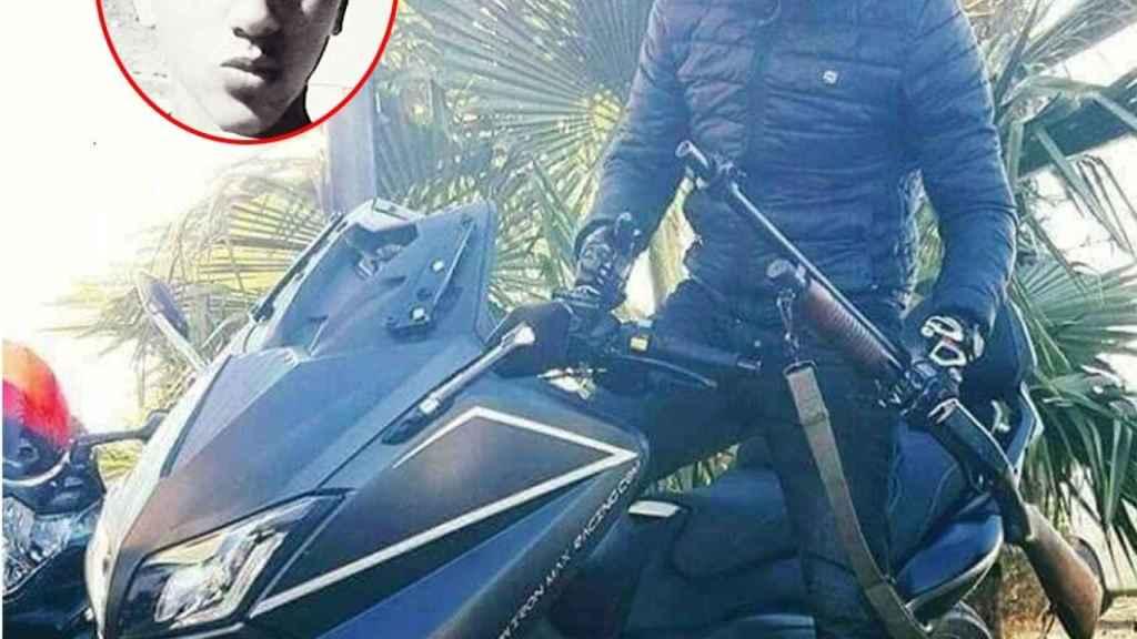 Moussa Oukabir tiene 17 años y conducía la furgoneta que atropelló mortalmente a 13 personas