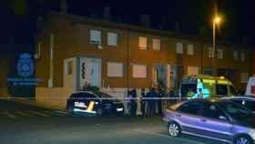 Asesinato apuñalamiento barrio La Sal León