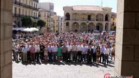 zamora concentracion atentados barcelona 6