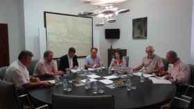 Foto Consejo Rector del ILC