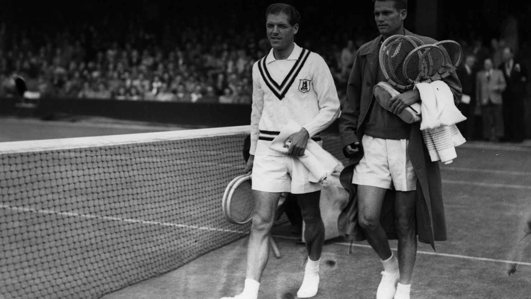 Wimbledon 1948. | Foto: Getty Images.