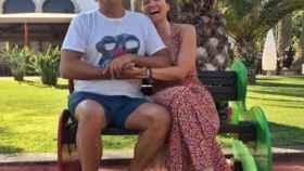 Andreu y Silvia han aprovechado este verano para casarse.