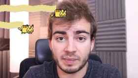 Fotograma de uno de los vídeos de Jaime Altozano.