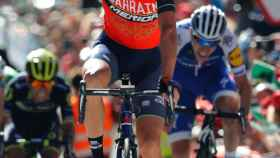 Nibali gana la etapa.