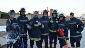 atletico valladolid extincion incendios 1