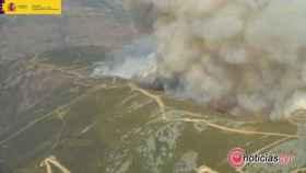 Foto Fuego de Encinedo