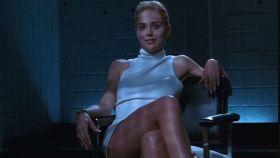 Fotograma de la película Instinto Básico.