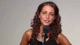 Paula Echevarría, en un momento de su casting.
